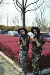 10月29吴江城市猎人真人CS之美女士兵突击