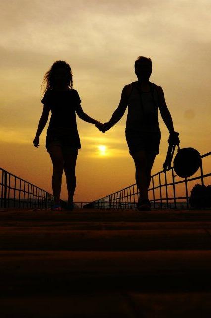 观海听涛,漫步沙滩,斜望夕阳,海出新日...美在西滩