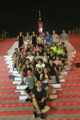 9月30日(周五)相聚珠江畔夜跑,放松心情锻炼交友