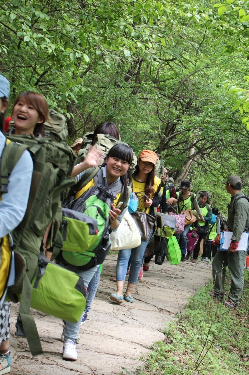 6月12号高考结束让我们亲近自然、放松身心宣泄压力