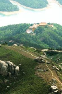 3月5号,6号相约珠海黄杨山,攀登金台寺