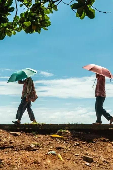 一路旅行,一路欢笑走到斯里兰卡