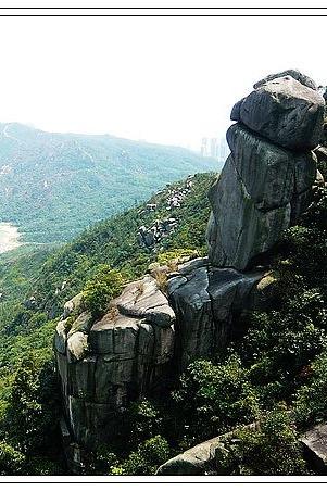 10月6日  凤凰山登顶 (东坑C至东坑B线穿越)