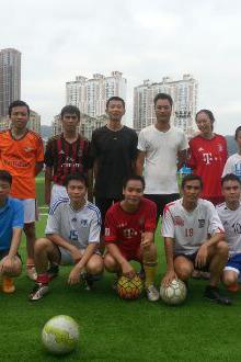 香蜜湖彭浩足球训练-002(可以负担的起的专业训练)