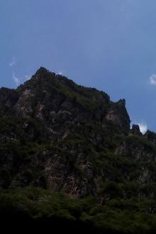 6月22日本溪摩天岭一日爬山活动