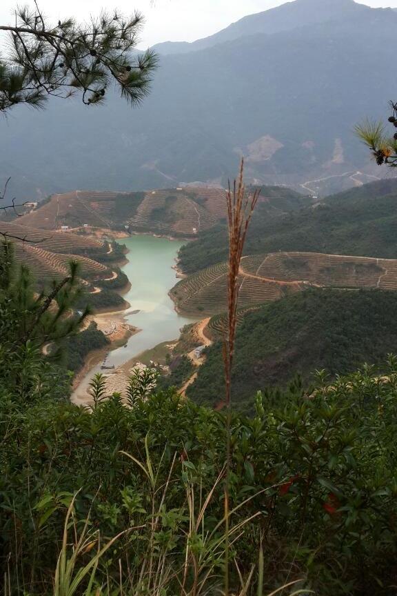 7月5日潮州凤凰西坑溯溪跳石观瀑布一天游100元