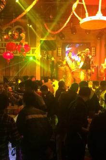 四会市(兰桂坊)大型夜店活动