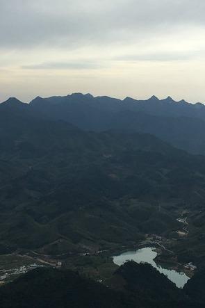 7月24日 战广州第三高峰 黄茶园