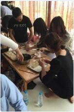 台州单身男女相约包饺子