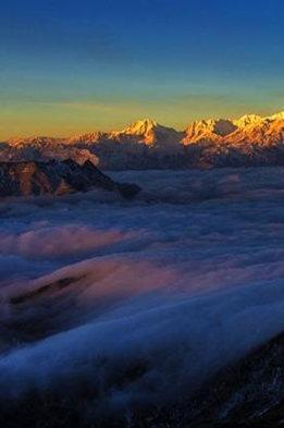 【五一】疯狂牛背山,亚洲最美观景平台