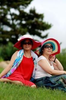 8月15星期六兰陵万亩向日葵加动物表演加农业公园