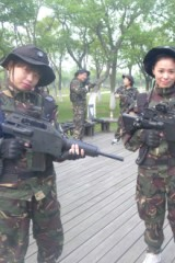7月3日微兵真人C演习之攻塔奇兵
