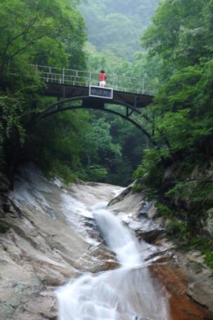 6月16日龙峪湾+美丽乡村两日游特价