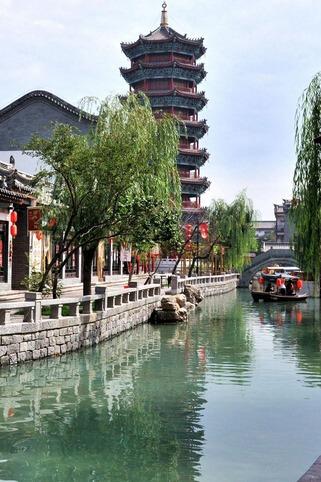 5月14-15号 滦州古城