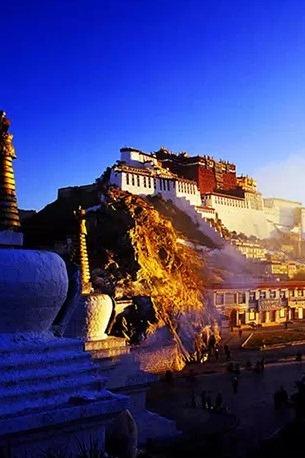 【五一假期】西藏拉萨布达拉宫林芝纳木错9日活动