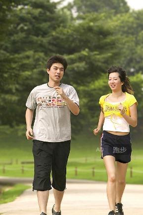 8月29日:一起相约跑步