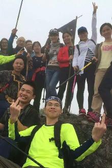 2016.10.23(周日)增城牛牯嶂徒步摄影活动