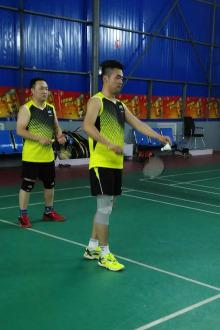东新羽毛球俱乐部排名赛