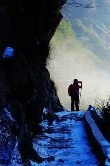 12月16-18日重装徒步浙西之巅清凉峰