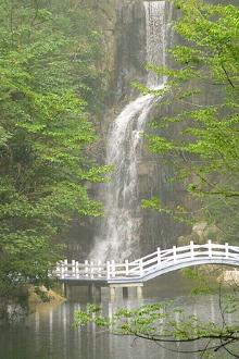 五月二日西峡银树沟一日游!