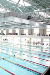 我游泳我快乐