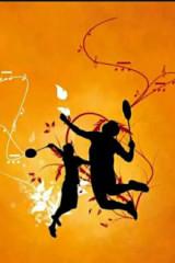 打羽毛球活动(山水大润发)乐步羽毛球馆