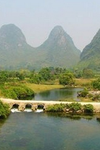 10月7日 行走寨登五指山,赏乌龟河田园风光