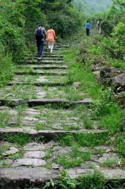 6.26徒步上青古道、寻找兰若寺、赏幽幽竹海