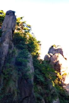 九华山经典路线穿越两日游