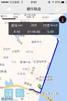 每周二晚19:15海滨公园线徒步(遇雨取消)