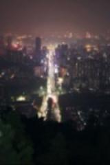 夜爬板樟山