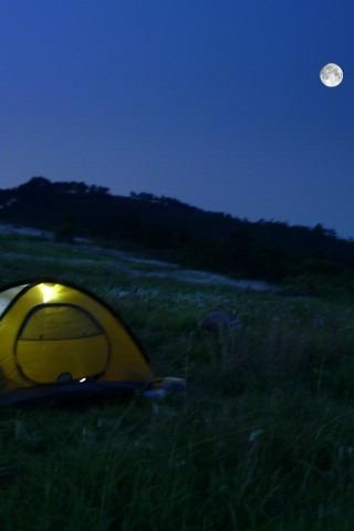 4月5.6日,环海徒步,看日落,那乡海烧烤,露营