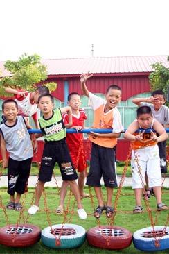 关爱SOS儿童村孩子活动 12月13日星期日