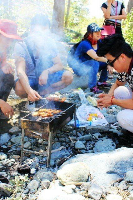 4月6号苏拉夏情人谷野炊、烧烤5-10公里休闲徒步一日游!