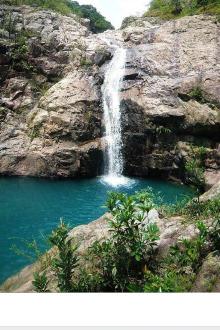 7月5日台山狮子头莲花溪休闲溯溪、泡水游泳、摄影