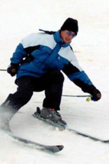 冰雪激情——神农架国际滑雪场二天