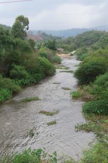 阳春高流河环保之旅