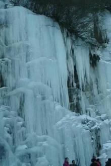 美丽的雪景等你相约