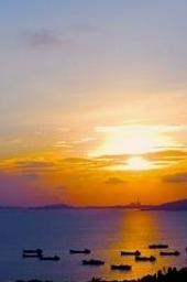 海陵岛十里银滩露营 大角湾冲浪 品尝海鲜大餐