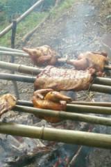 4月4号六片山野炊全羊宴