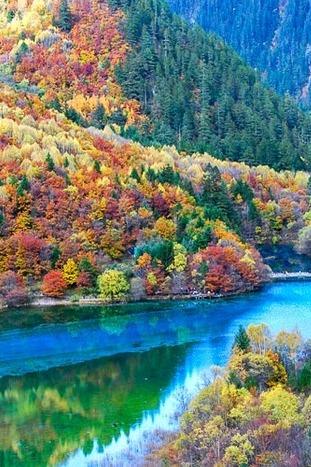 绚烂秋色—米亚罗、毕棚沟红叶主题摄影之旅2日