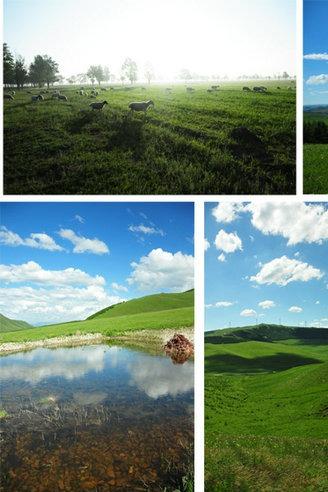 张北草原自驾游