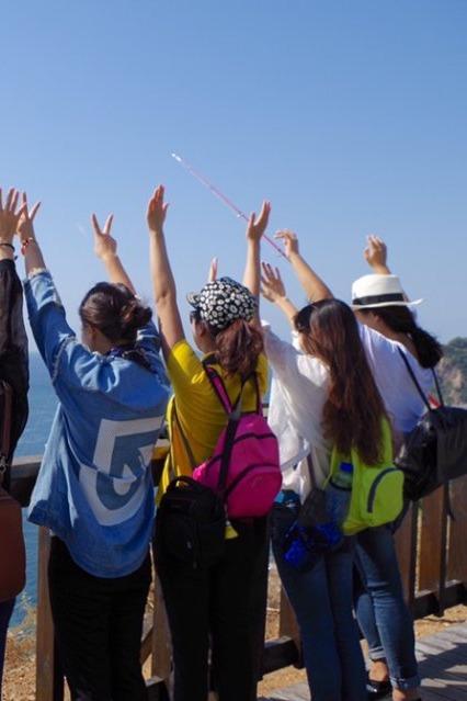 10月11号,情人谷徒步爬山郊游撕名牌活动召集