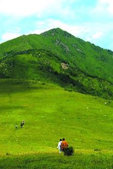 7月2日周六海坨之旅,登山看美景
