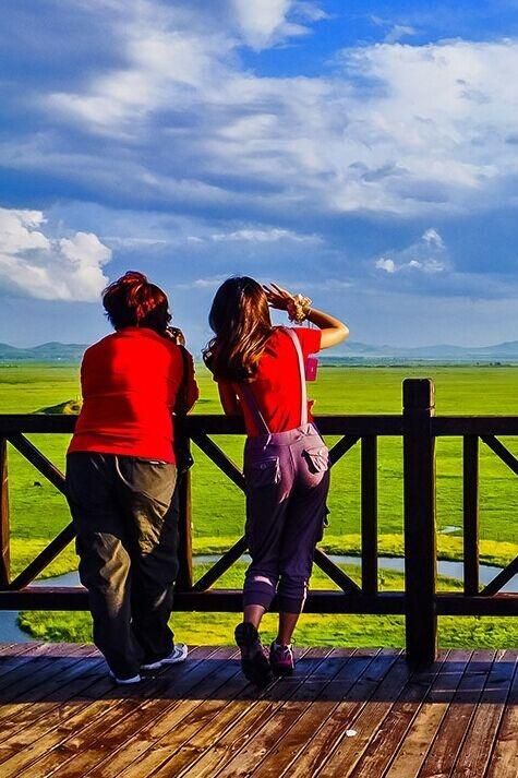 天津自驾-坝上草原-天路穿越