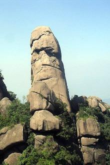 1月24-25日徒步江西灵山-我们雄霸天下