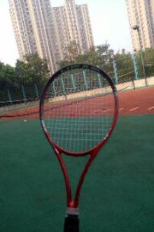 世贸网球教学