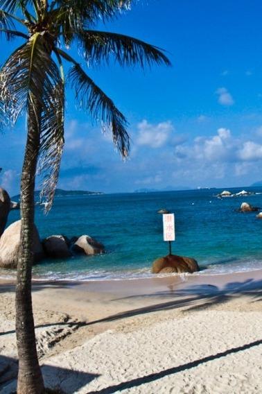 2015年8月15日-16日惠州巽寮湾三角洲岛2天自由行