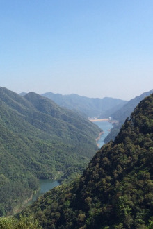 本周六(11.28)骑行仙游山,寻探木兰溪源头。