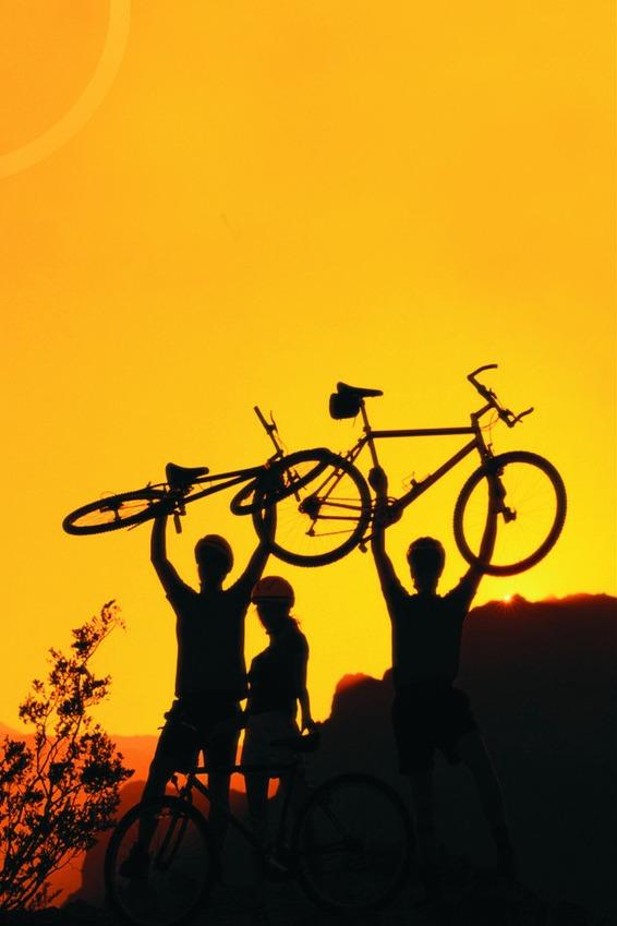 每日骑行一小时,健康长寿一辈子
